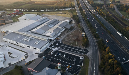 Distillery Road Market site in Beenleigh