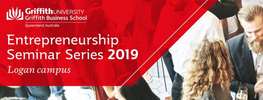 Entrepreneurship Seminar Series 2019