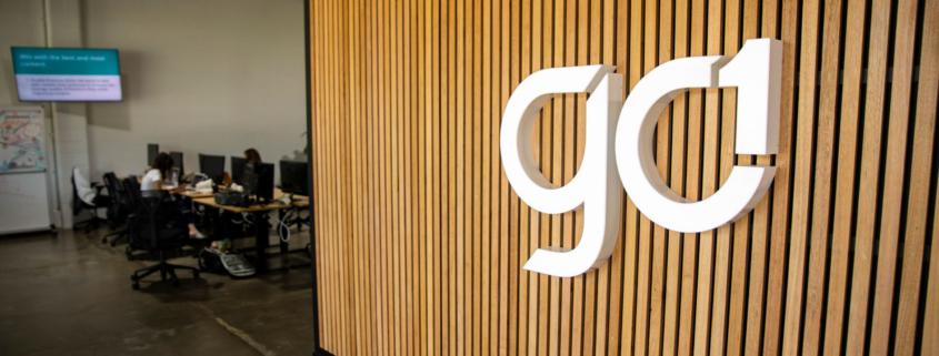 Go1 signage