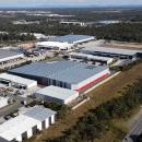 aerial photo of Berrinba Industrial Estate